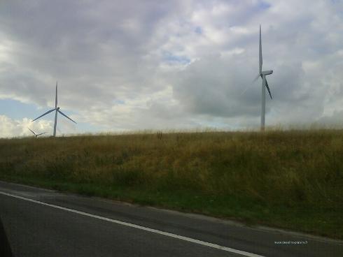 Images d'éoliennes