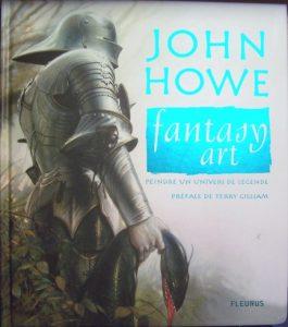 Couverture du livre de John Howe