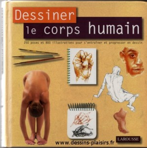 image de couverture du livre : Dessiner le corps humain