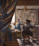 tableau de Vermeer