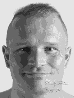 Portrait d'Adrian postérisé