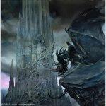 peinture de la tour noire de John Howe