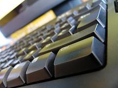 Photo clavier ordinateur